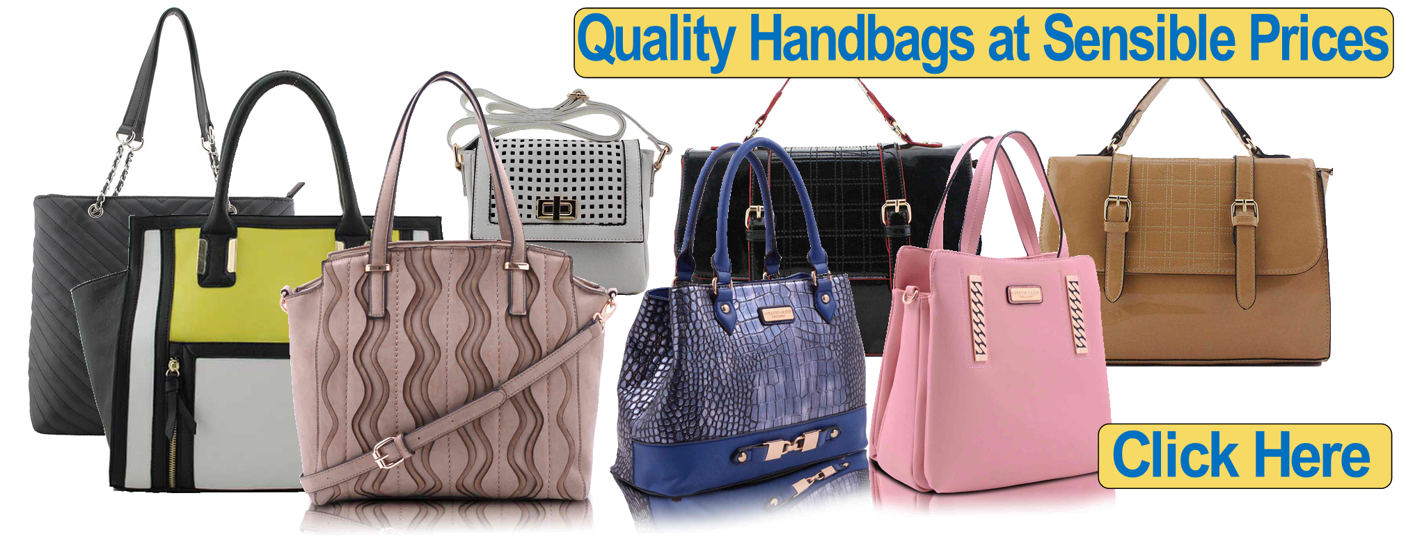 The Handbag Collection from Deal Locators
