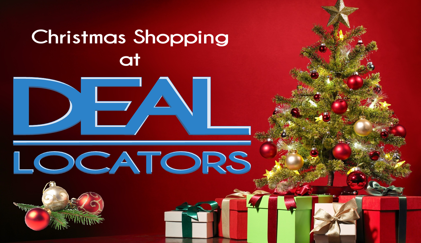 Christmas Shopping at Deal Locators - Shopping Deals from Deal ...