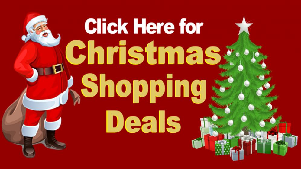 Christmas Shopping Deals