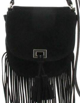 Small-black-faux-suede-shoulder-bag-1