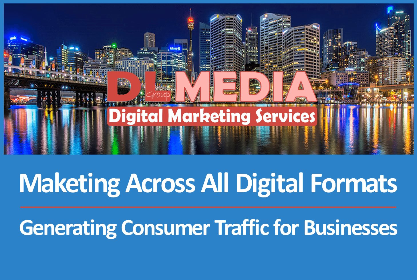DL Group Media - Digital Marketing Services