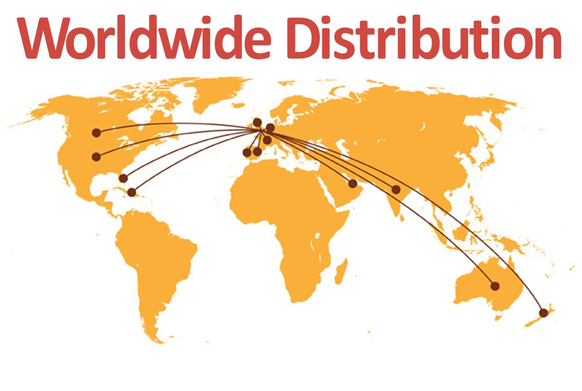 Worldwide Distribution and Fulfilment